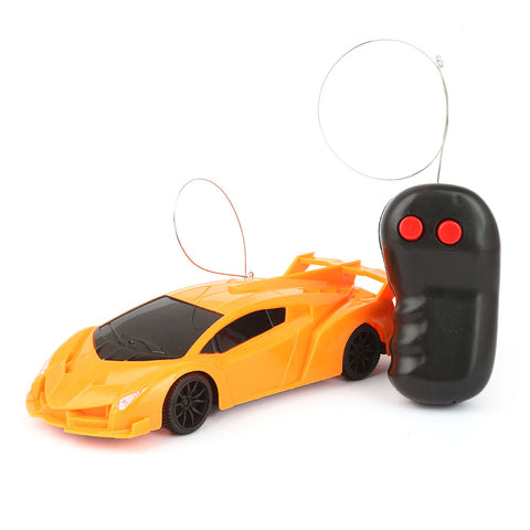 Remote Control Car - Orange - test-store-for-chase-value