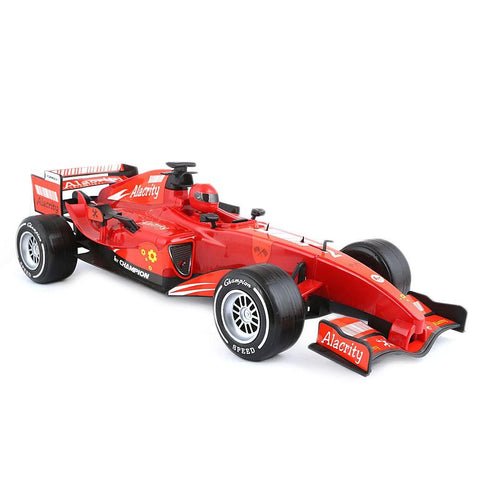 Friction F1 Racing Car - Red - test-store-for-chase-value