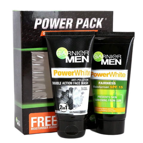 Garnier Face Wash Pack Of 2 Power Pack - test-store-for-chase-value
