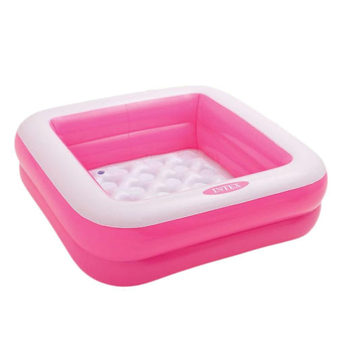 Intex Inflatable Rectangular Pool - Pink - test-store-for-chase-value