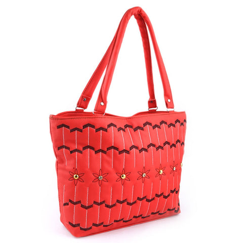 Women's Handbag (1539) - Red - test-store-for-chase-value