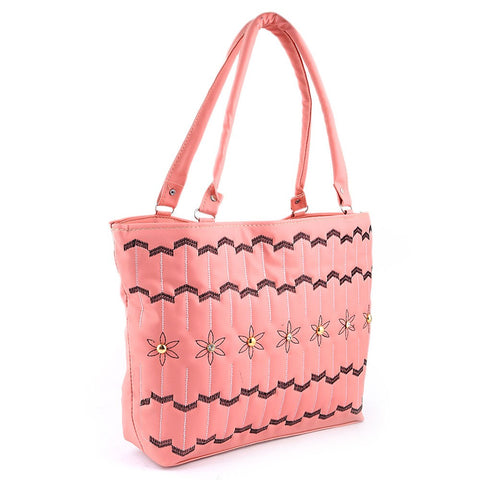 Women's Handbag (1539) - Light Pink - test-store-for-chase-value