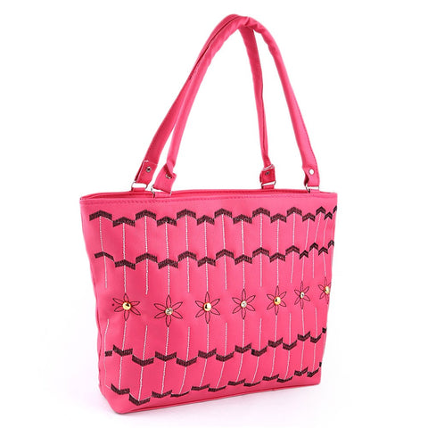 Women's Handbag (1539) - Pink - test-store-for-chase-value