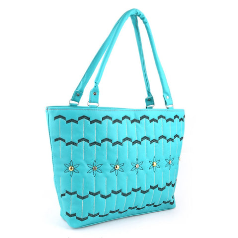 Women's Handbag (1539) - Sea Green - test-store-for-chase-value