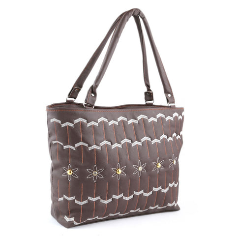 Women's Handbag (1539) - Coffee - test-store-for-chase-value