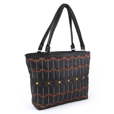 Women's Handbag (1539) - Black - test-store-for-chase-value