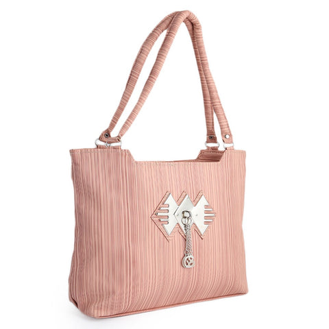 Women's Handbag (2761) - Peach - test-store-for-chase-value