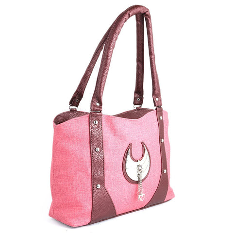 Women's Handbag (6747) - Pink - test-store-for-chase-value