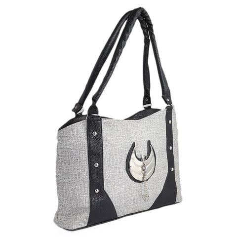 Women's Handbag (6747) - Grey - test-store-for-chase-value