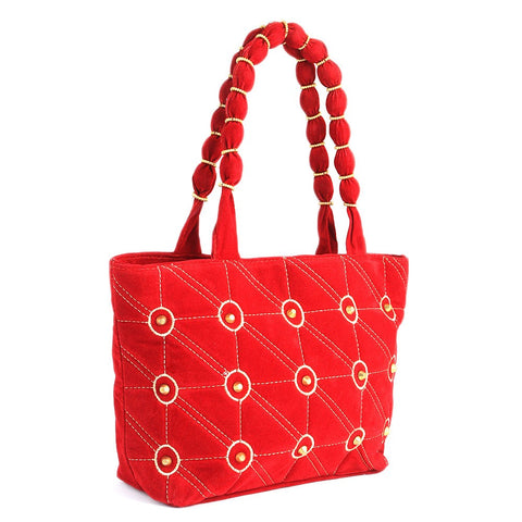 Women's Handbag (1761) - Red - test-store-for-chase-value