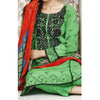 Ayesha Alishba Embroidered Linen 3 Pcs Un-Stitched Suit - 19 A