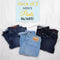 Men's Denim Jeans Pack Of 3 - Multi