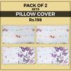 Pillow Covers Pack Of 2 - Multi