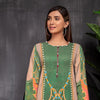 Anchal Digital Printed Masoori Un-Stitched Kurti - 01
