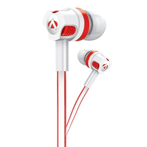 Audionic Thunder Handsfree (T-50) - Red