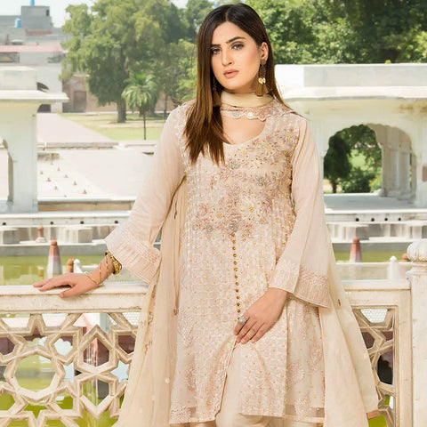 Shan-E-Mughal Embroidered Lawn Suit - 1 - test-store-for-chase-value