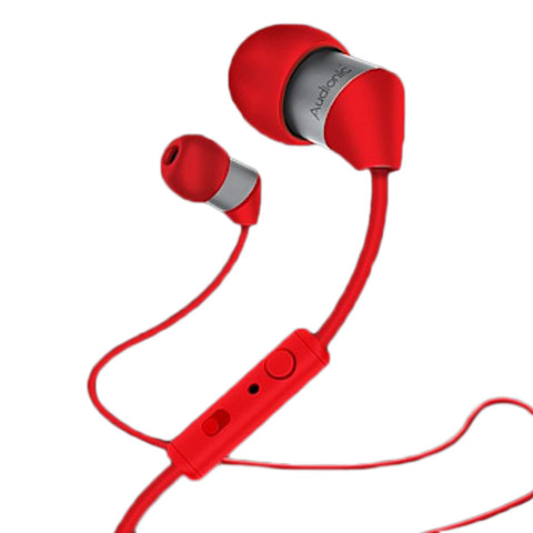 Audionic Thunder Handsfree (T-40) - Red