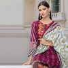 Monsoon Printed Lawn 3 Piece Un-Stitched Suit Vol 2 - 1 A