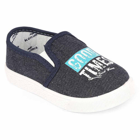 Boys Casual Shoes (2-102) - Blue