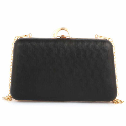 Women's Fancy Clutch (2004) - Black