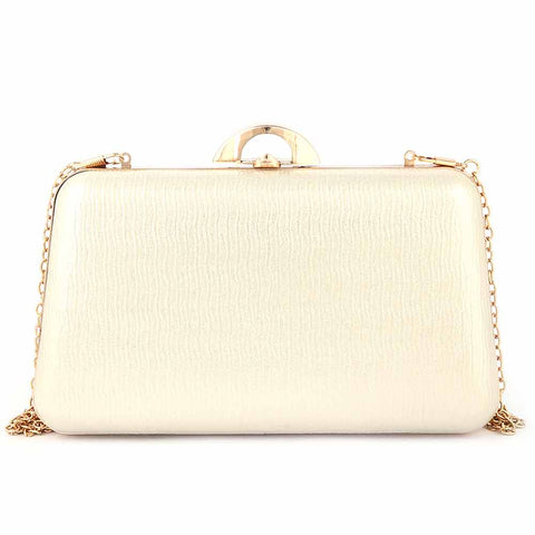 Women's Fancy Clutch (2004) - Gold