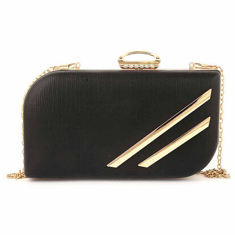 Women's Fancy Clutch (2019) - Black