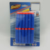 Shoot Gun Foam Bullet 24 Pcs