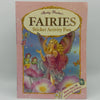 Kids Fairies Stickers Activity Fun - Pink