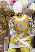 Bellisimo Embroidered Lawn Suit - 1A - test-store-for-chase-value