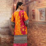 Chase Value Centre Printed Khaddar Un-Stitched Kurti Vol 3 - 02