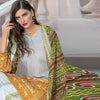 Monsoon Printed Lawn 3 Piece Un-Stitched Suit Vol 2 - 2 C