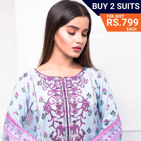 Sahil Printed Lawn Festive Suit Vol 08 - 3 - test-store-for-chase-value