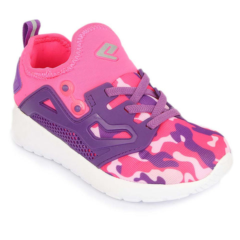 Girls Sports Shoes 301 - Fushia