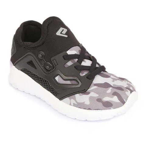 Girls Sports Shoes 301 - Black