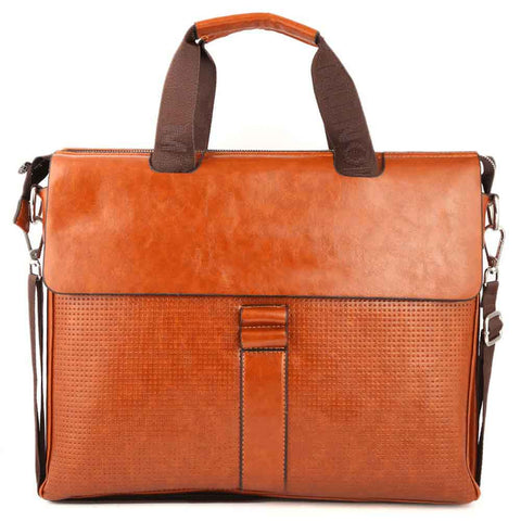 Laptop Bag (3301-6) - Rust
