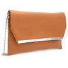 Women's Clutch S-17 - Brown