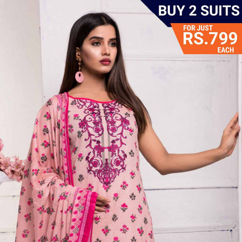 Sahil Printed Lawn Festive Suit Vol 08 - 4 - test-store-for-chase-value