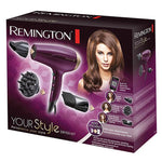 Remington Dryer Style Spin Curl Kit 2300W D5219