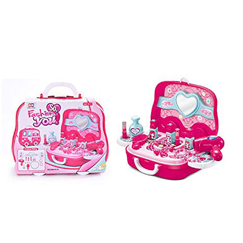 Cosmetic Set for Girls - Pink