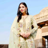 Garden Imperial Embroidered Lawn Suit - 4561 - test-store-for-chase-value