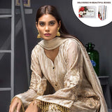 Kalyan Chiffon Embroidered 3 Piece Un-Stitched Suit - 08