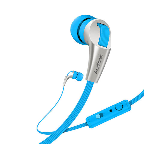 Audionic Thunder Handsfree (T-30) - Blue
