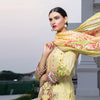 Monsoon Printed Lawn 3 Piece Un-Stitched Suit Vol 2 - 4 A
