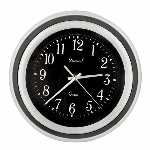 Analog Wall Clock 5000 - Black