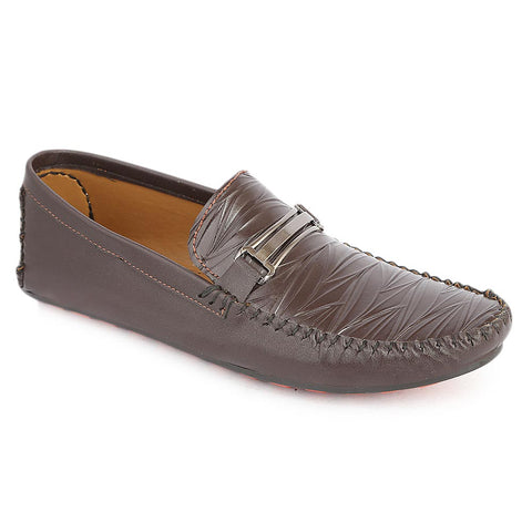 Men's Casual Shoes (505) - Brown