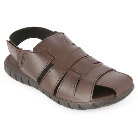 Men's Sandal (5502) - Brown