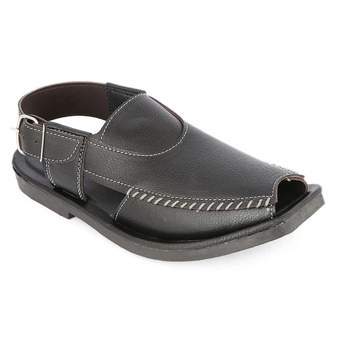 Men's Sandal (5505) - Black