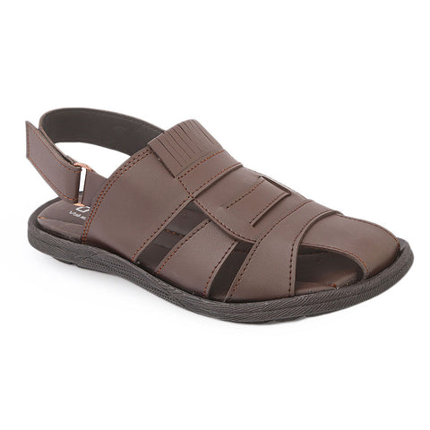 Men's Roman Sandal (5514) - Brown