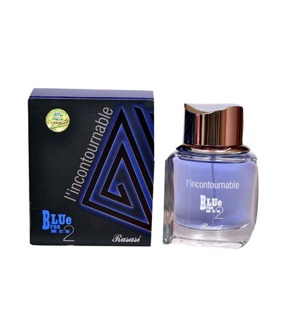Rasasi Blue Men 2 L'incontournable 75ml - test-store-for-chase-value