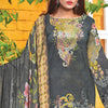 Saqaffat Digital Printed Dhanak 3 Pcs Un-Stitched Suit - 06